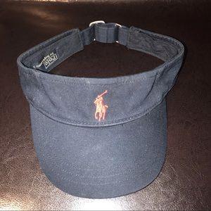 Polo by Ralph Lauren Navy Visor / Cap